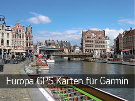 Download Garmin GPS Karte Europa