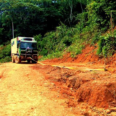 Afrika pur: 500 Tage Abenteuer