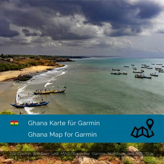 Ghana Garmin Karte Download