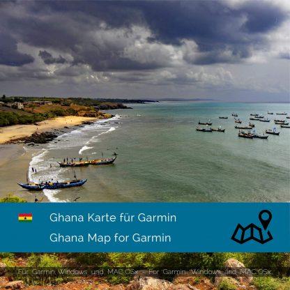 Ghana Garmin Karte Download