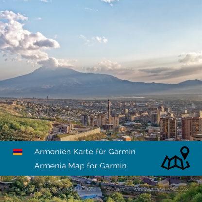 Armenien Garmin Karte Download