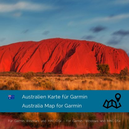 Australien Garmin Karte Download
