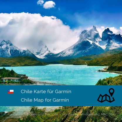 Chile Garmin Karte Download