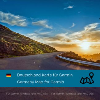 Deutschland Garmin Karte Download
