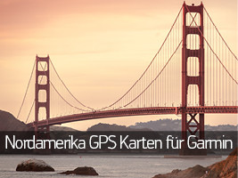 Download Garmin GPS Karte Nordamerika