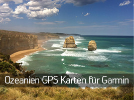Download Garmin Karten Ozeanien