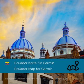 Ecuador Garmin Karte Download