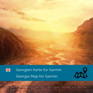 Georgien Garmin Karte Download
