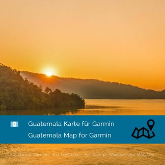 Guatemala Karte Garmin Download