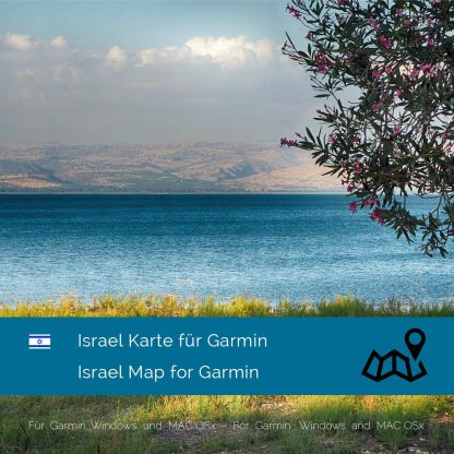 Israel Garmin Karte download