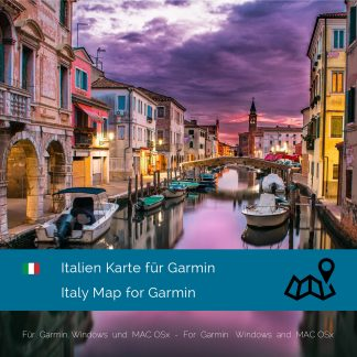 Italien Garmin Karte Download
