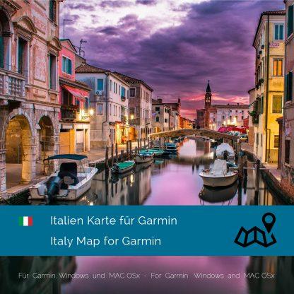 Italien Garmin Karte Download