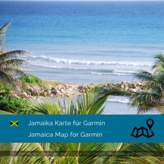 Jamaika Garmin Karte Download