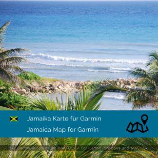 Jamaika Garmin Karte Download