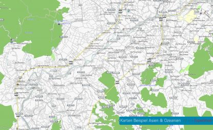 Asien & Ozeanien Garmin Karten Download