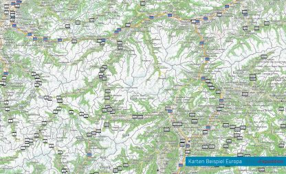 Garmin Karte Europa - Download