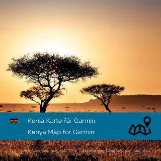 Kenia Garmin Karte Download