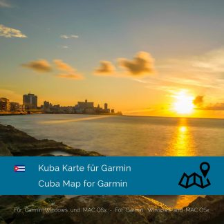 Kuba Garmin Karte Download