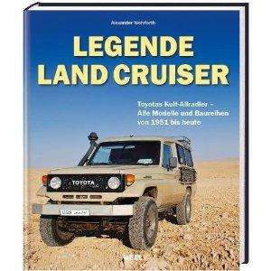 Das Land Cruiser Buch