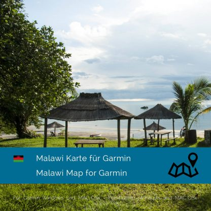Malawi Garmin Karte Download