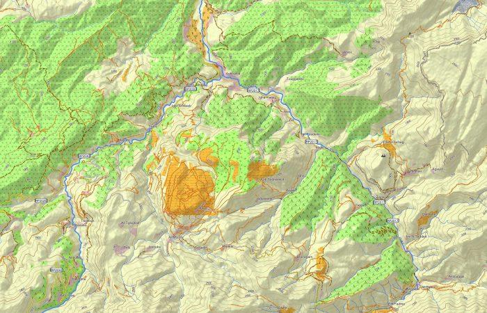 Marokko Topo Karte Garmin