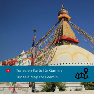 Nepal Garmin Karte Download