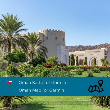 Oman Garmin Karte Download