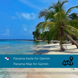 Panama Garmin Karte Download