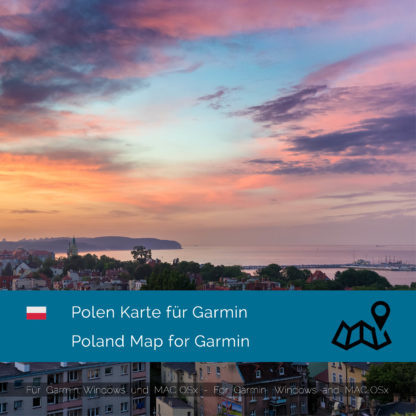 Polen Garmin Karte Download