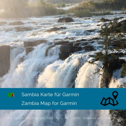 Sambia Garmin Karten Download