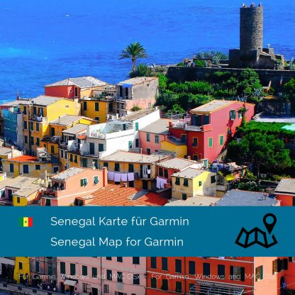 Senegal Garmin Karte Download