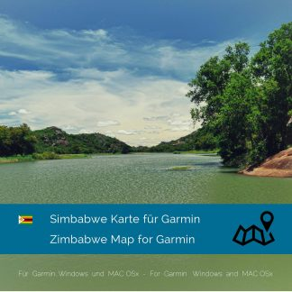 Simbabwe Garmin Karte Download