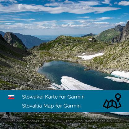 Slowakei Garmin Karte Download