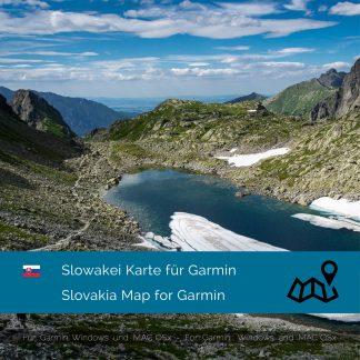 Slowakei Garmin Karte Download