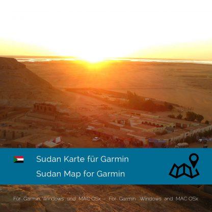 Sudan Garmin Karte Download