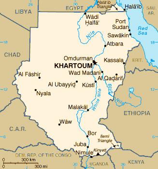 Politische Lage im Sudan