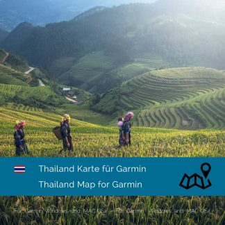 Thailand Garmin Karte Download