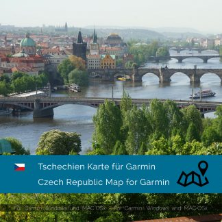 Tschechien Garmin Karte Download
