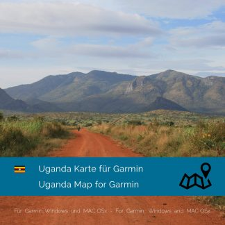 Uganda Garmin Karte Download