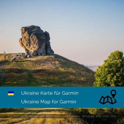 Ukraine Garmin Karte Download
