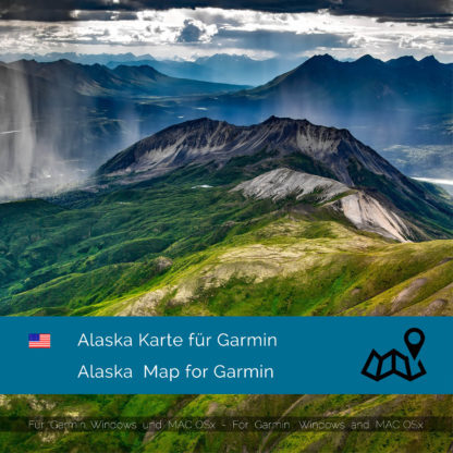 Alaska Garmin Karte Download