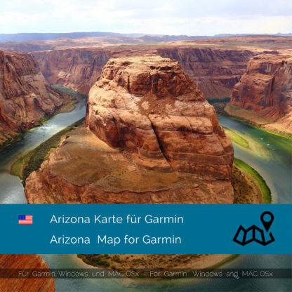 Arizona Garmin Karte Download