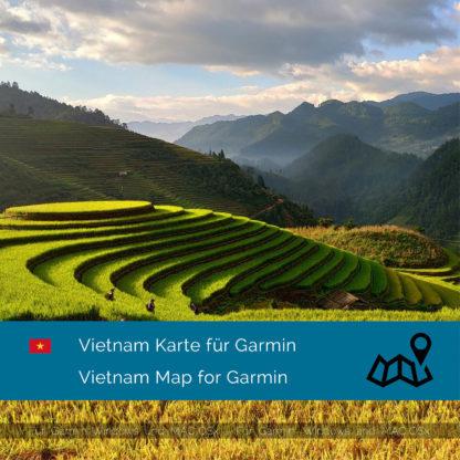 Vietnam Garmin Karte Download